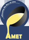 Amet - logo